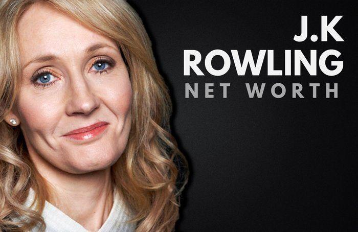 Joanne Rowling (J.K.Rowling)